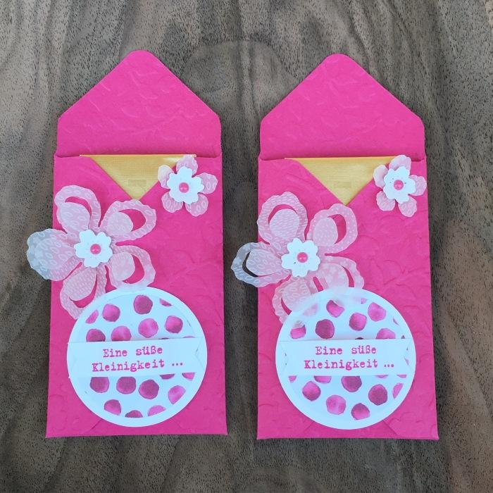 Kleine Geschenke erhalten die Freundschaft – heute mit dem Envelope PunchBoard