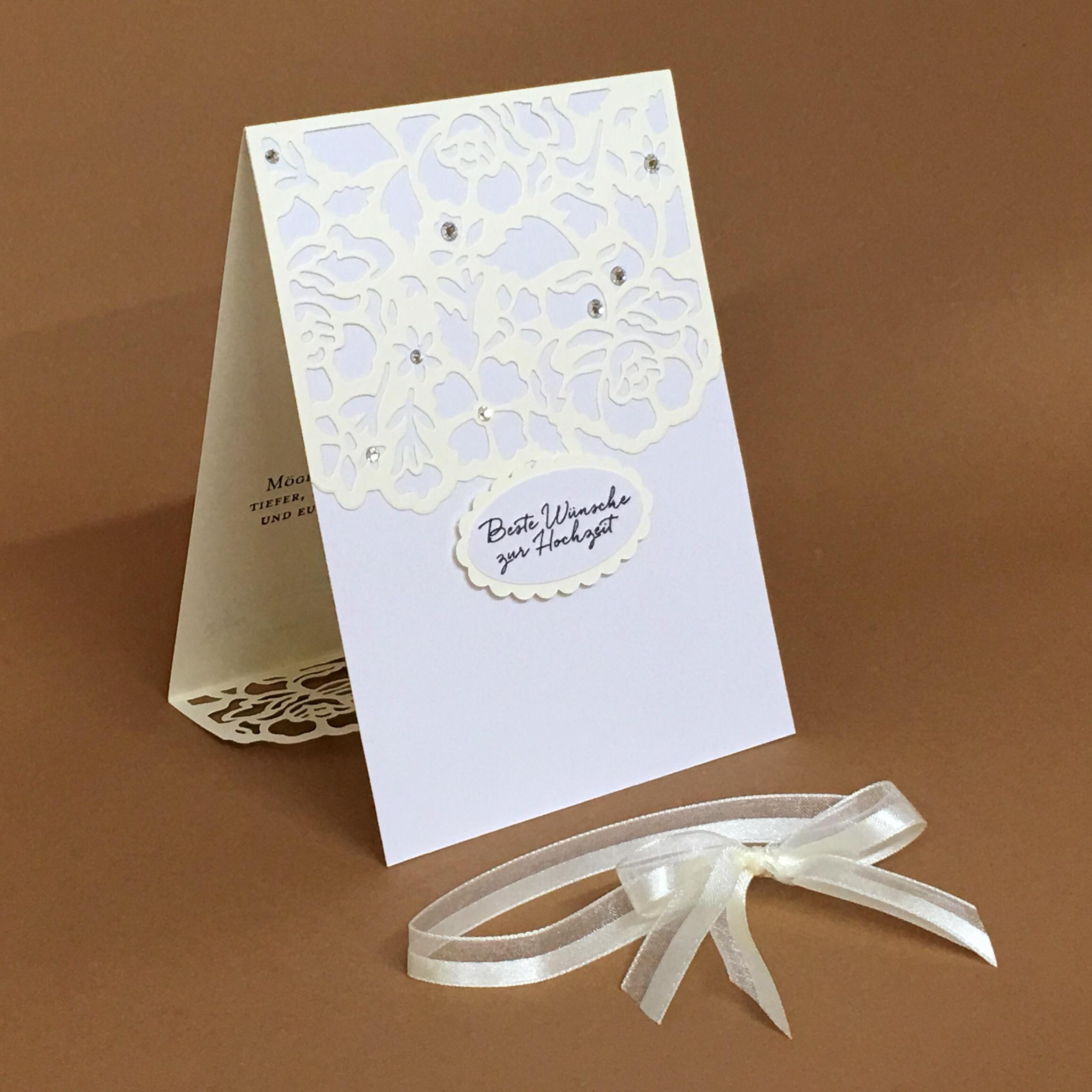 Hochzeitseinladungen – Die Wunderwelt aus Papier - 3d Einladungskarten Hochzeit