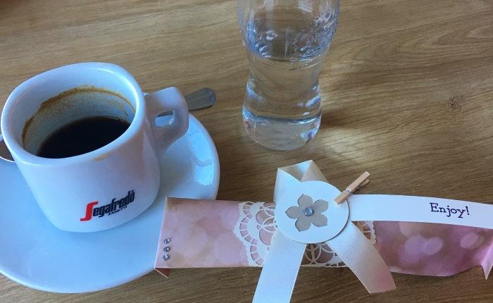 Geburtstagsfrühstück mit Gäste-Goodies