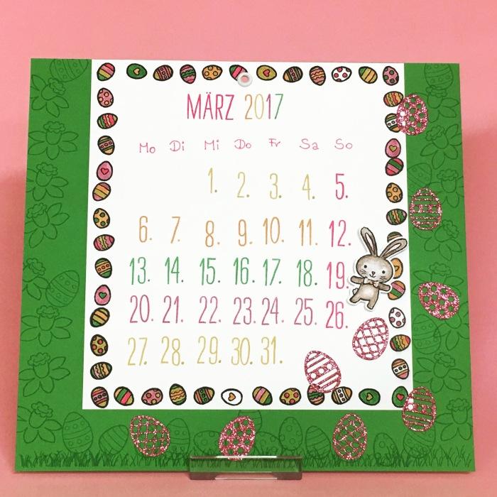 Kalender 2017 das MärzBlatt