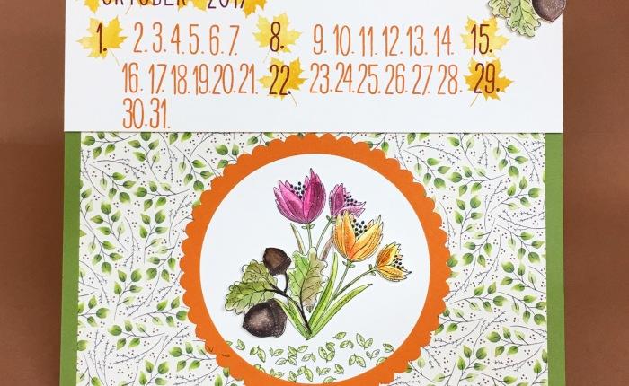 Das neue Kalenderblatt