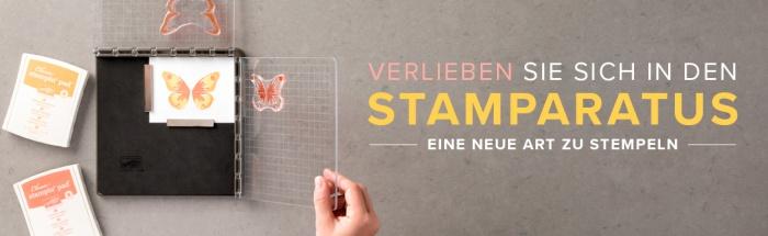 Hello again 😘 Preisspektakel und ❤️-lich WillkommenStamparatus!!!