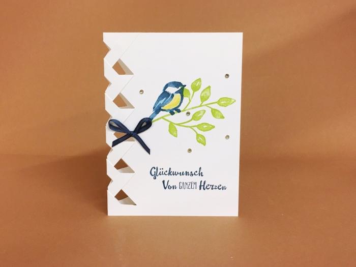 Mein Ostergeschenk – eineZopfkarte
