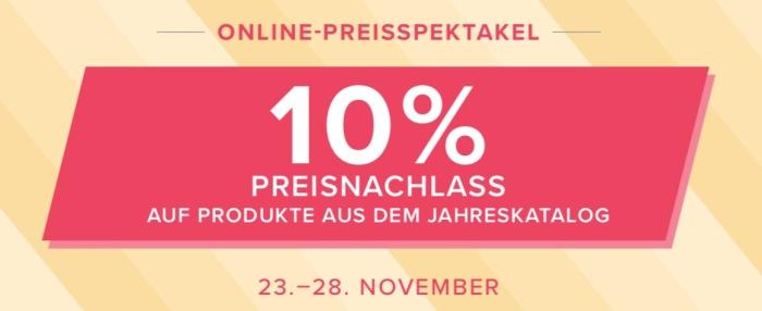 Online Preisspektakel – sofunktioniert's