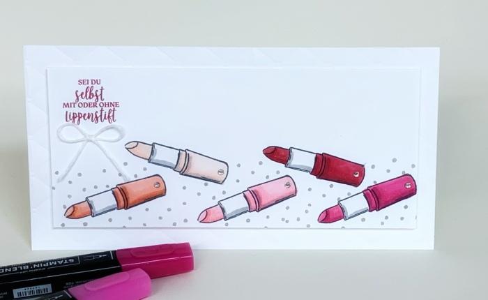 Lippenstift und Co – mit Stil und Klassesowieso