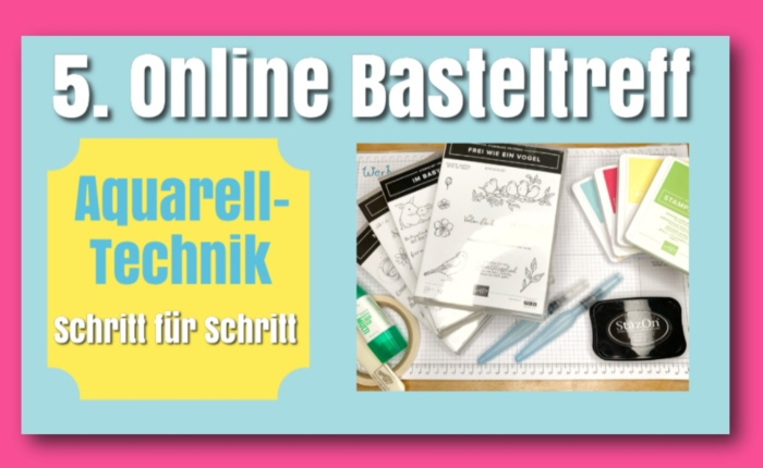 5. Online Basteltreff