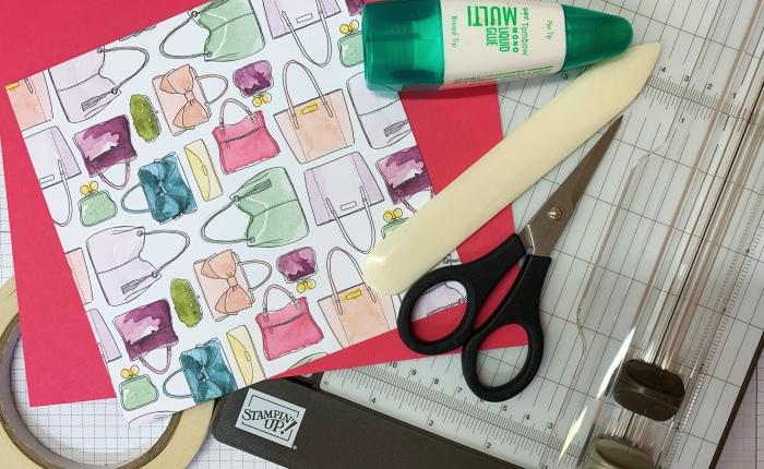 15. Online Basteltreff – Thema heute – Verpackung mitWOW