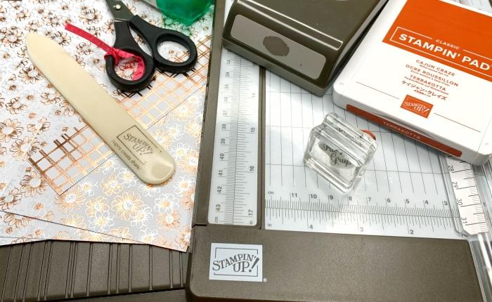 7. Online Basteltreff – Verpackung mit WoWEffekt